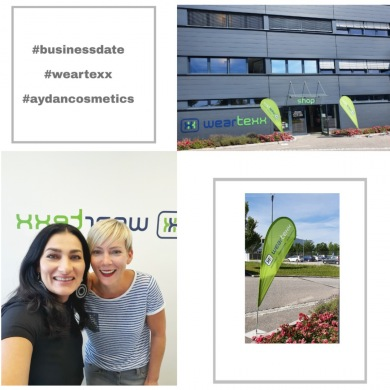 Business-Date bei Aydan Cosmetics 2020