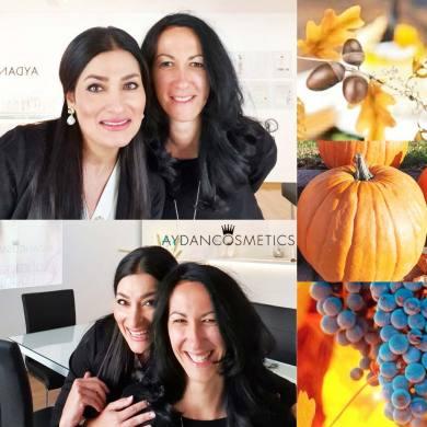Aydan Cosmetics und ihre lieben Kunden