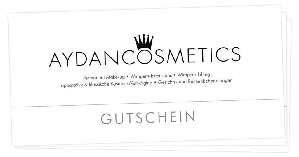 Gutscheine für Aydan Cosmetics