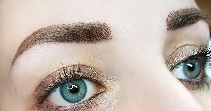 PMU Augenbrauen / Microblading